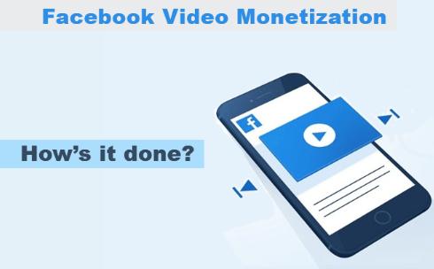 फेसबुक मोनेटाइजेशन (Facebook monetization)
