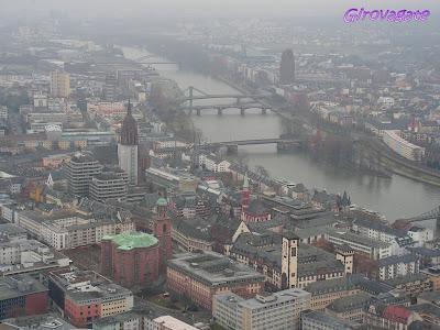 skyline Francoforte