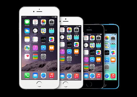 iphone 6 non si accende schermo mela