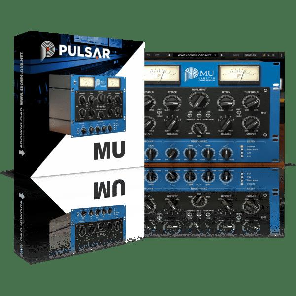 Pulsar Audio Mu v1.2.1 Full version