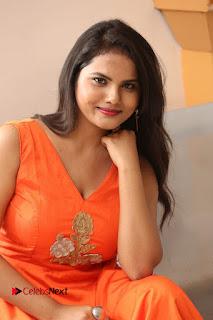 Actress Priyanka Pictures at Karulo Shikarukelithe Teaser Launch  0053.JPG