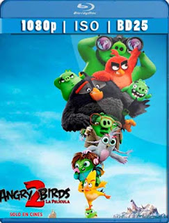 The Angry Birds Movie 2 [2019] [BD25] [1080p] Latino [GoogleDrive] SilvestreHD