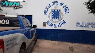 Tentativa de homicídio em Barra da Estiva