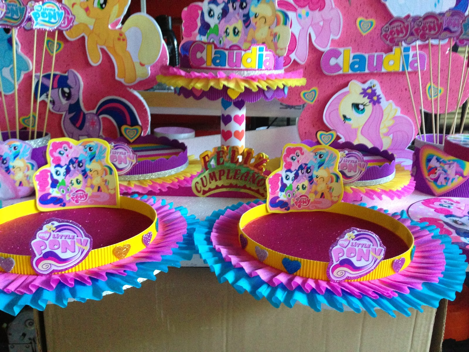 Decoraciones Infantiles My Little Pony