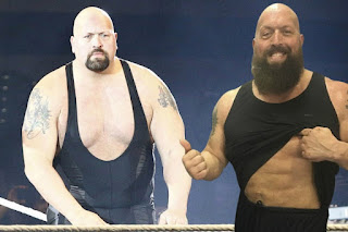 "Epic weight loss: Before and after picture of WWE wrestler ""Big Show"""