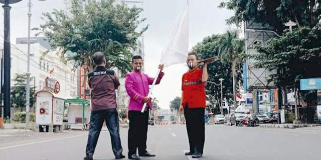 PPKM Terus Diperpanjang, Pengusaha Hotel Lampung Kibarkan Bendera Putih