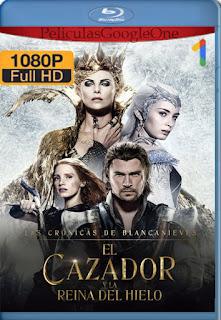 Las Cronicas De Blancanieves: El Cazador y La Reina Del Hielo (2016) [1080p BRrip] [Latino-Inglés] [GoogleDrive]