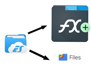es file explorer alternative