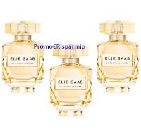 Concorso Vinci un viaggio da sogno con Elie Saab : in palio Dubai e gratis 50 Le Parfum Lumière