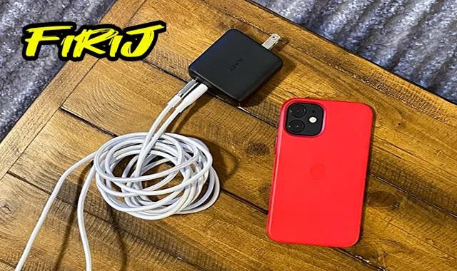 Astuce pour recharger son iPhone plus vite