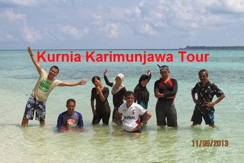trip rabu-sabtu di Karimunjawa
