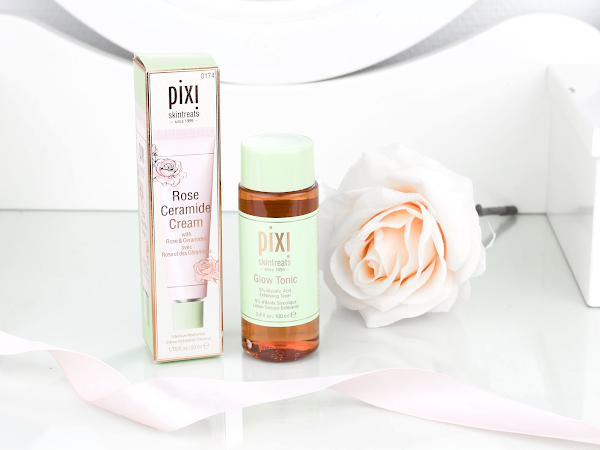 Pixi Glow Tonic & Rose Ceramide Cream