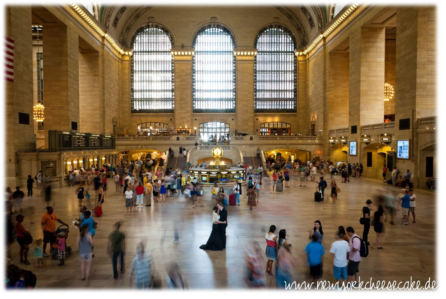 New York, heiraten, Grand Central Station
