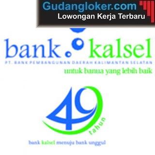 Lowongan Kerja PT Bank Pembangunan Daerah Kalimantan Selatan - Bank Kalsel