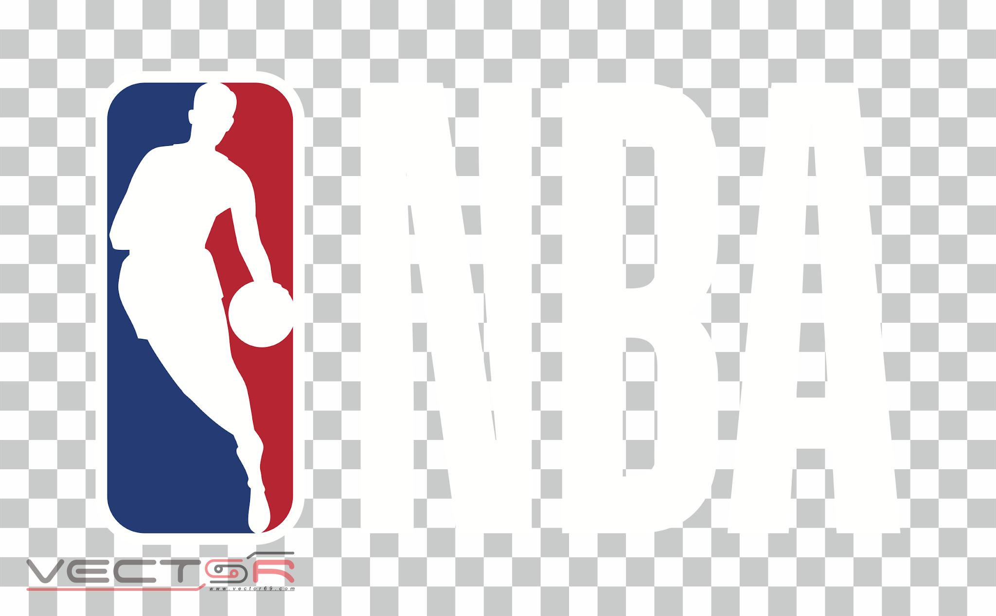 NBA (National Basketball Association) Logo - Download .PNG (Portable Network Graphics) Transparent Images