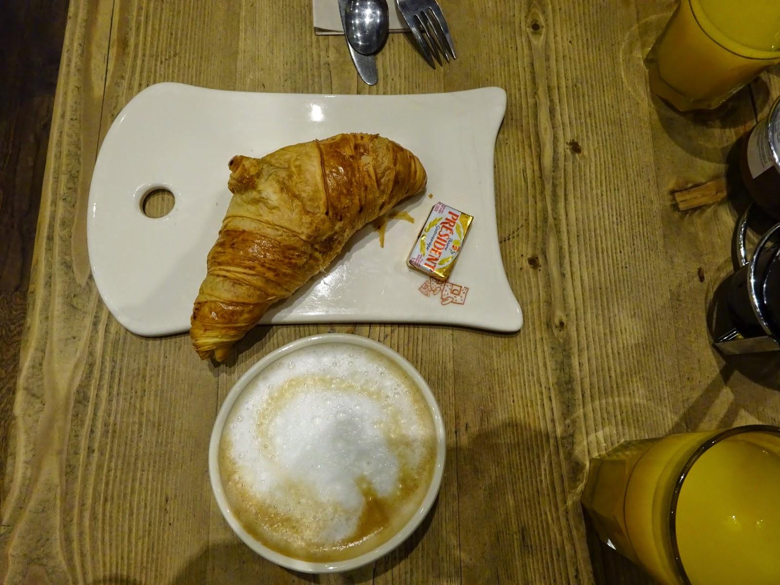 Le Pain Quotidien-desayuno-café