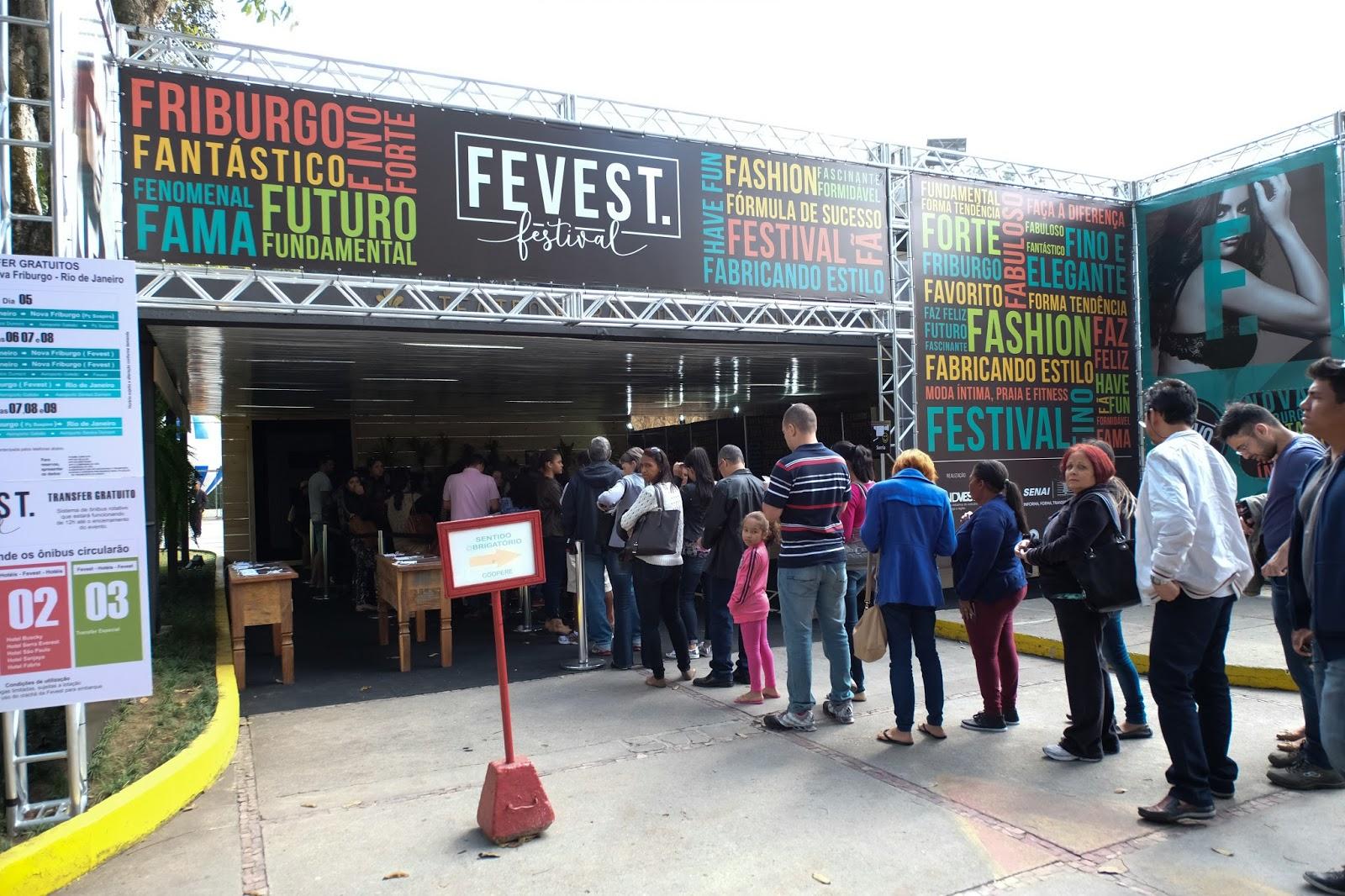 0a32402f0 26ª Fevest bate recorde de público e negócios nos cinco dias do evento