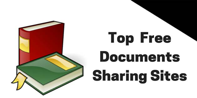 Document Sharing Sites for SEO