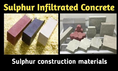 shlphur construction material