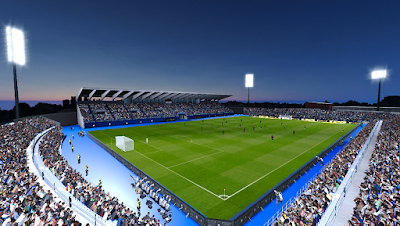 PES 2020 Stadium Estádio Municipal De Butarque [ Reworked Lightning ]