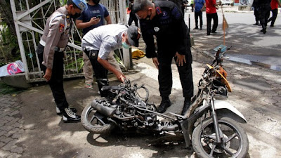 Pasutri Pelaku Bom Bunuh Diri di Makassar Tinggalkan Surat Wasiat, Isinya Begini