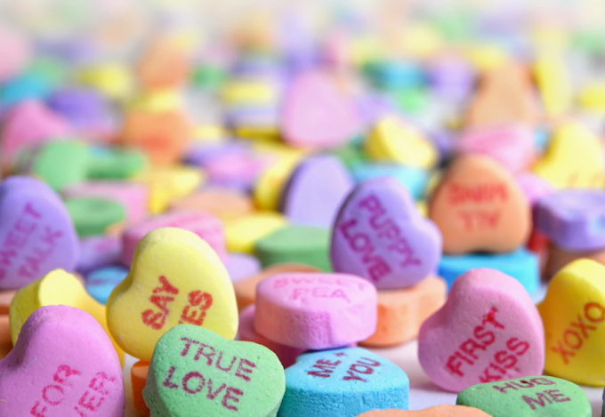Ways in which you can celebrate valentine's at home?