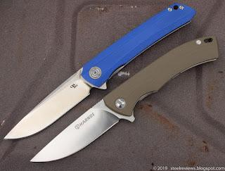 CH Knife CH3002 G10 vs. Harnds Talisman