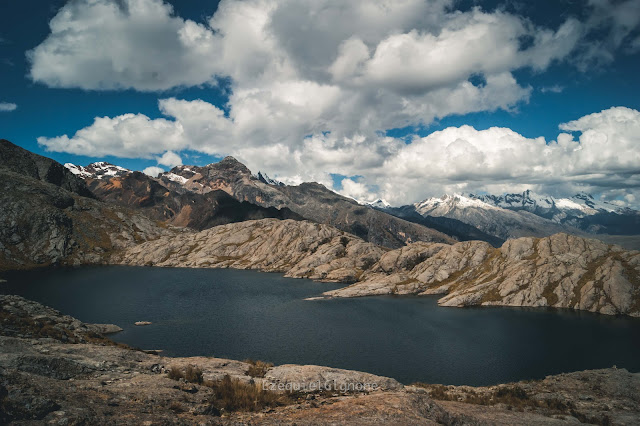 Laguna de Ahuac en el Parque Nacional Huascarán,  una opción sin costo para hacer en Huaraz