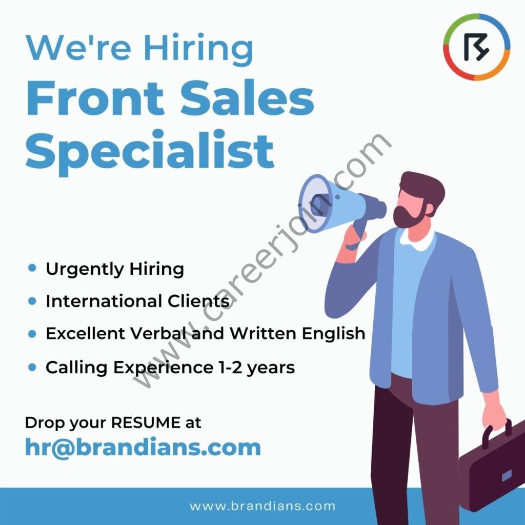 brandians.com - Brandians Pakistan Jobs 2021 in Pakistan