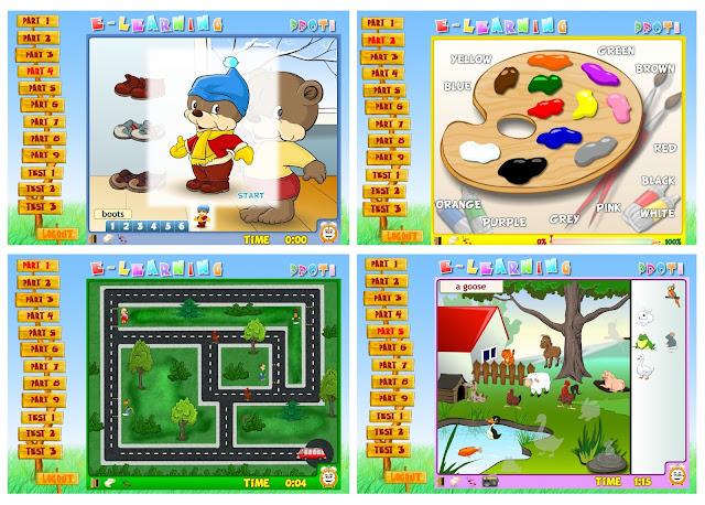 Jak nauczyć dziecko języka angielskiego -angielski dla dzieci - nauka angielskiego w domu - EPROTI.PL