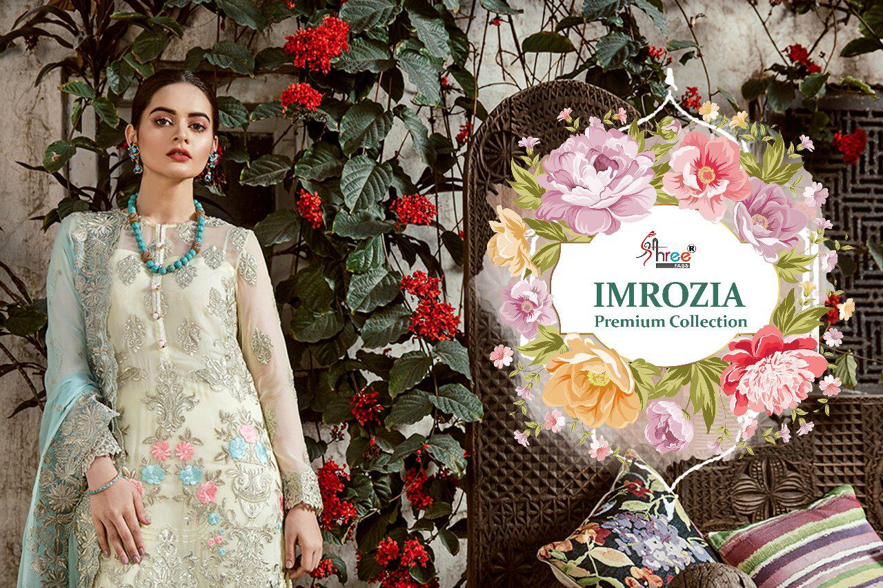 74be61efa1 ... Shree Fabs Imrozia Premium Collection Pakistani Catalog.India no 1  Wholesaler of Shree Fabs brand Pakistani catalog Online Pakistani Suit  Shopping.