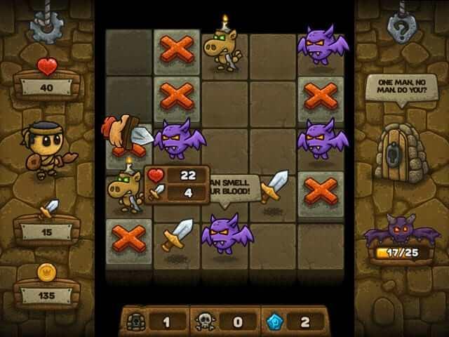لعبة Heroic Dungeon