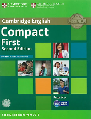 Compact First second Edition cd