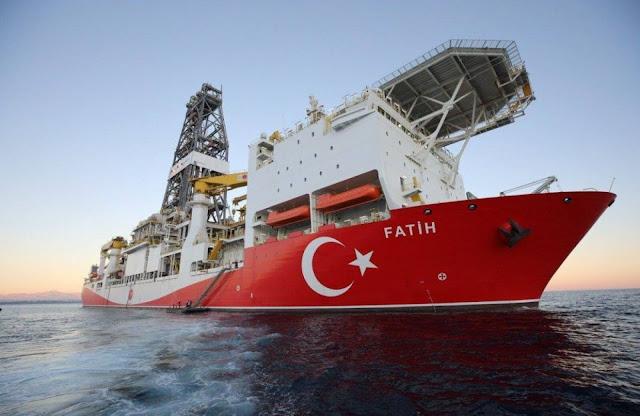 Η Τουρκία περικλυκλώνει την Κύπρο και ο ΟΗΕ δεν λέει ούτε λέξη