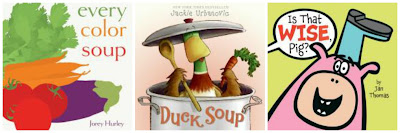 Soup Storytime, National Soup Month