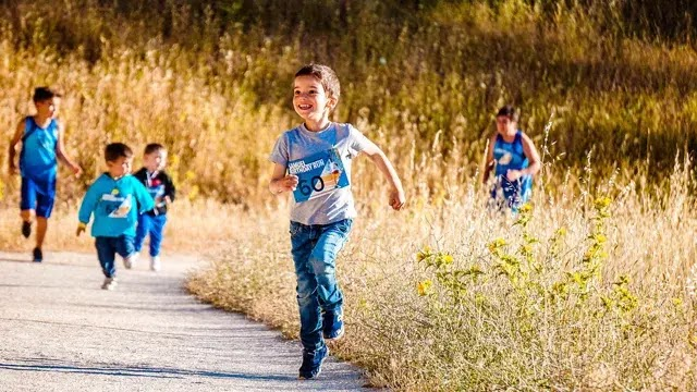 The best Exercises for Children of 5 Years