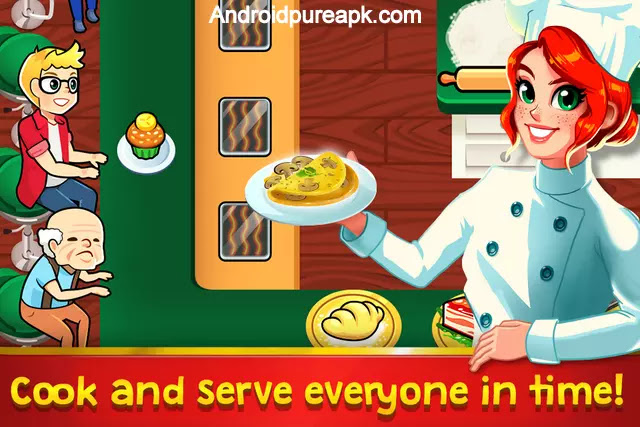 Chef Rescue - The Cooking Game Apk Download Mod+Hack