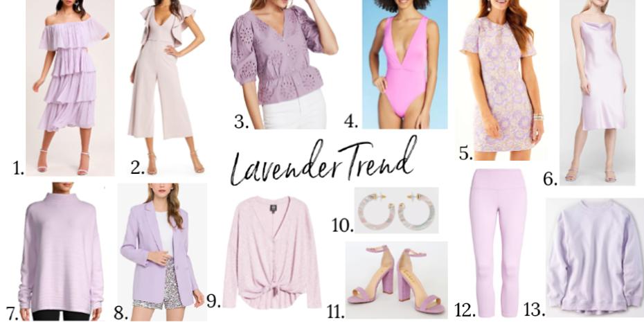 Trend Spotlight: Lavender Shenandoah Sugar