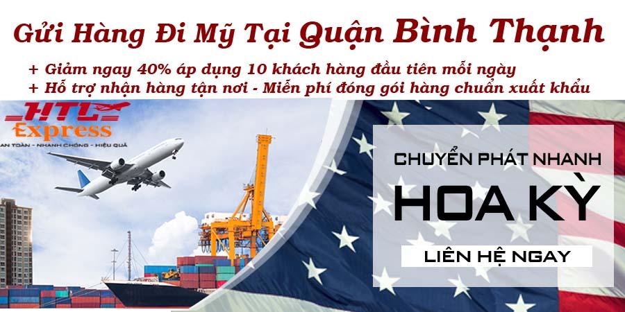 Chuyển phát nhanh DHL tại Quận Bình Thạnh