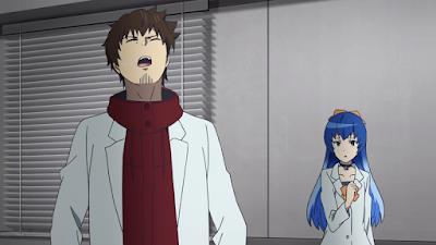 Shoumetsu Toshi Episode 08 Subtitle Indonesia