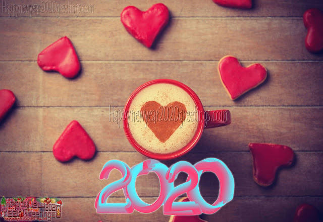 Happy New Year 2020 Love Wallpapers Download Free - New Year