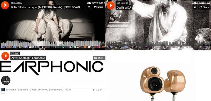 Dinleyecek bomba şeyler ve Pahalı ses sistemleri