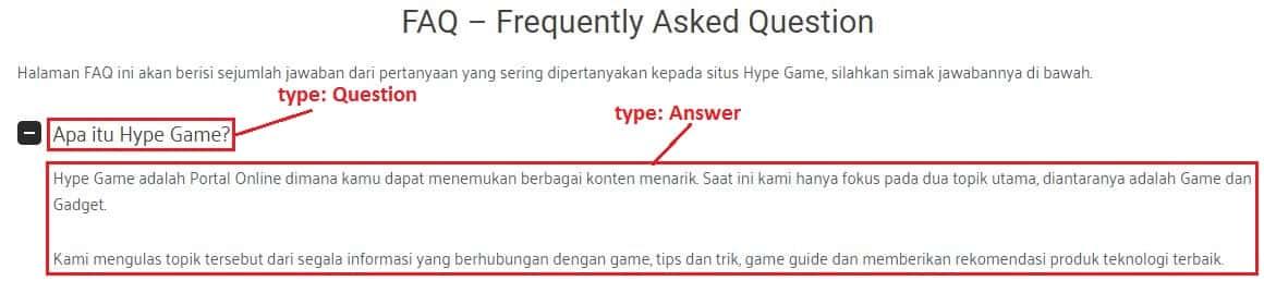 Cara Memasang Schema Markup FAQ Dengan Google Tag Manager 7