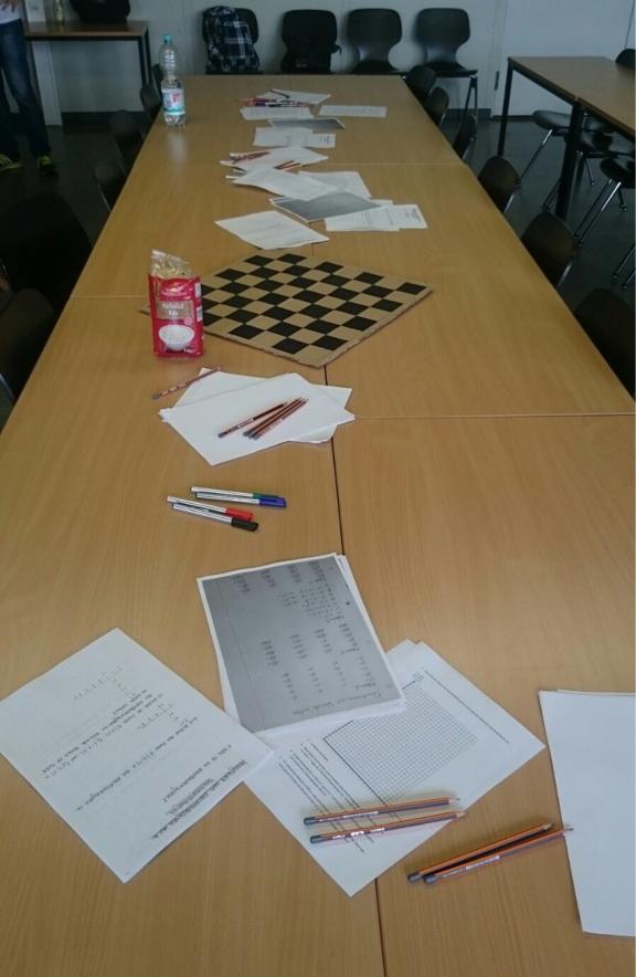 Mathematik! Studierende unterrichten Flüchtlinge: Raum ...
