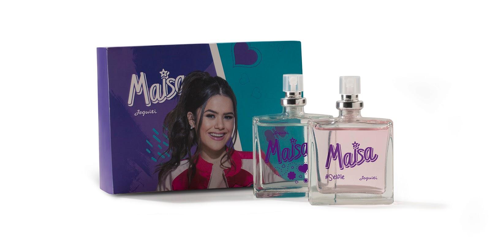 ... pop Larissa Manoela. O kit traz uma colônia (25ml) com fragrância  romântica e suave, uma loção hidratante (60ml) e um diário super fashion  para elas ... 3b3c57d47a