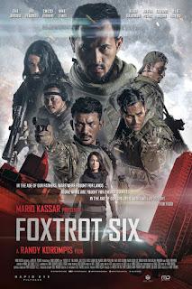 Foxtrot Six 2019 English 720p WEBRip