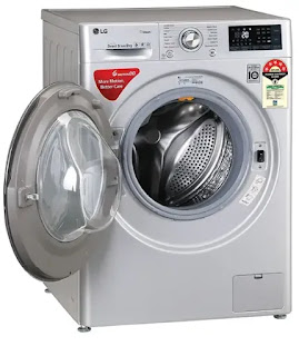 LG 6 kg Inverter Fully-Automatic Front Load Washing Machine