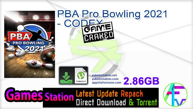 PBA Pro Bowling 2021 – CODEX