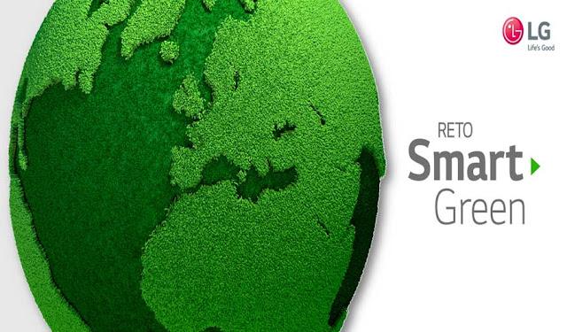 LG quiere cuidar del medio ambiente