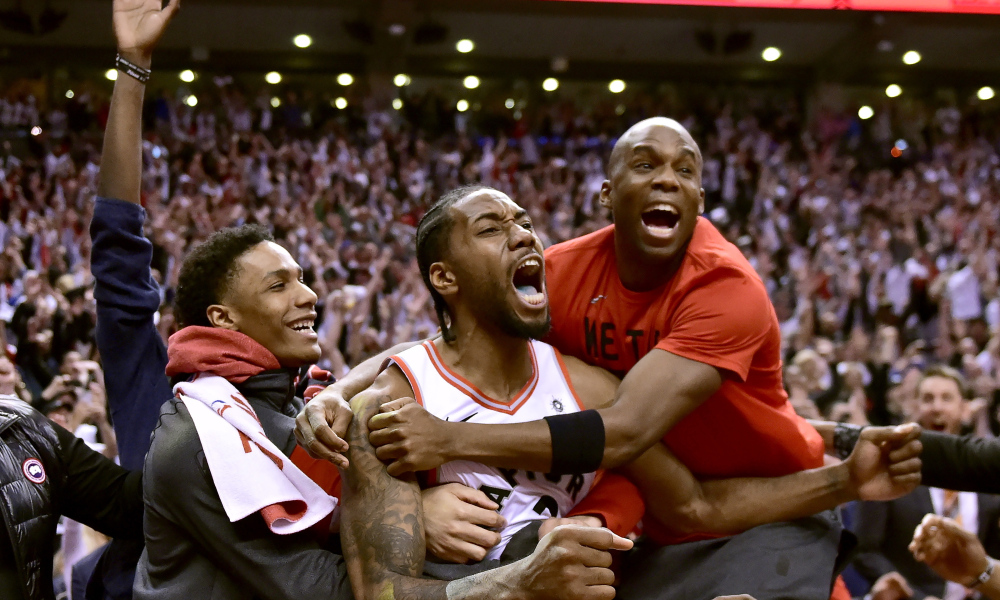 Toronto Raptors end Golden State Warriors' dynasty, win NBA title